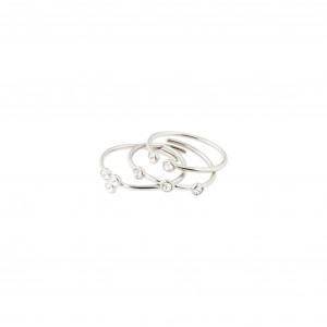 Pilgrim Kamari Ring Silver
