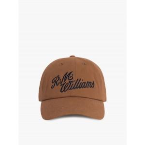 R.M.Williams Script Cap Brown