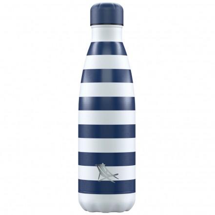 Chilly's Dock & Bay 500ML 500ML Bottle Navy