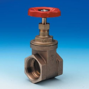 Aquafax Gate Valve Bronze