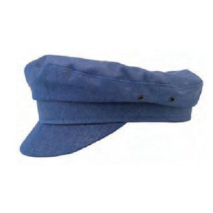 Cotton Denim Cap