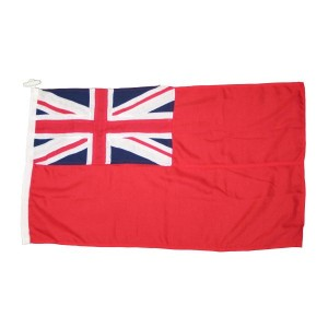 Meridian Zero Red Ensign