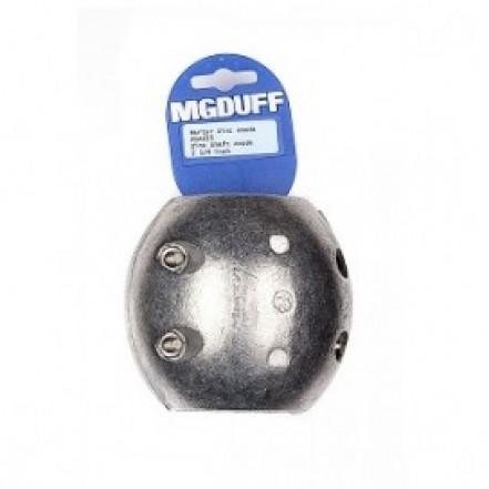 MG Duff Zinc Shaft Ball Anode
