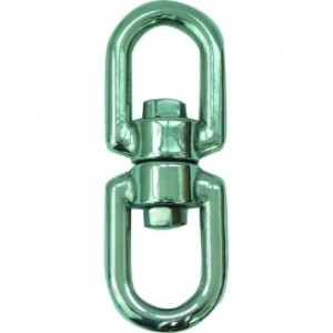Waveline Swivel Stainless Steel