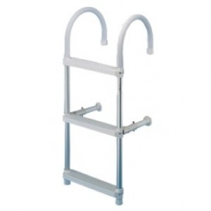 Waveline Boarding Ladder Aluminium