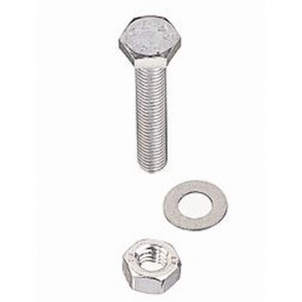 Holt Marine Set Screws Hex Head A4 SS