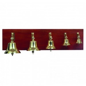 Nauticalia Ship's Bell Brass