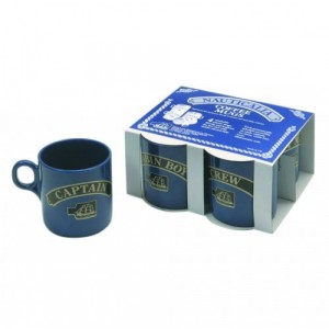 Nauticalia Coffee Mugs