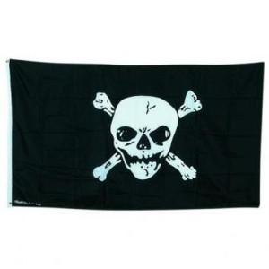 Nauticalia Pirate Flag
