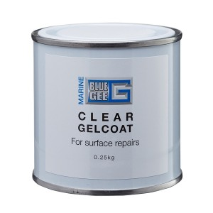 Blue Gee Polyester Gelcoat Kit