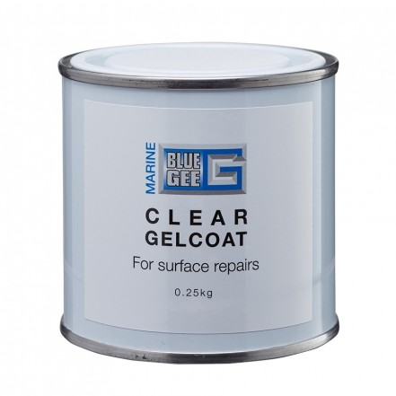 Blue Gee Gelcoat Kit
