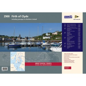 Imray Upper Clyde Charts