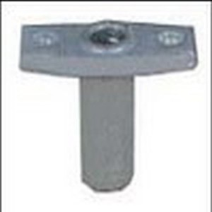 Waveline Rowlock Socket Side Galv 13MM