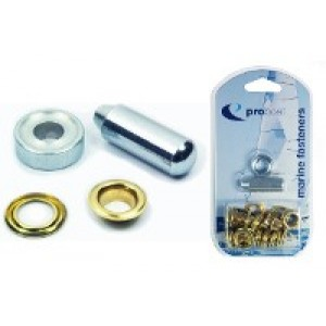 Pro-Boat Eyelet Kit Brass 6.75MM