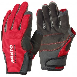 Musto Essential Sailing Gloves Long Finger