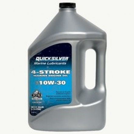 Quicksilver 10w30 Outboard Engine Oil