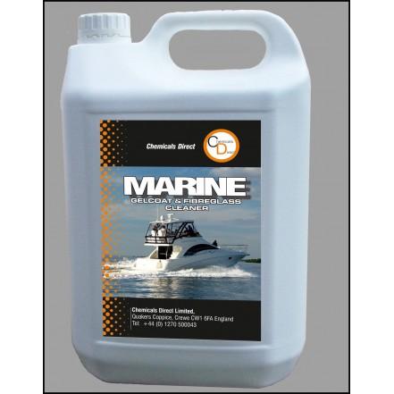 Marine Gelcoat Cleaner