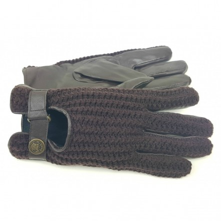 Alan Paine Ladies Knitted Back Gloves