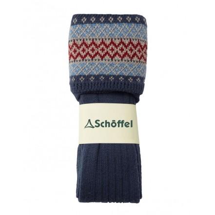 Schoffel Fairisle Sock