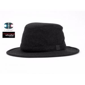 Tilley Endurables TTW2 Tec-Wool Hat in Black