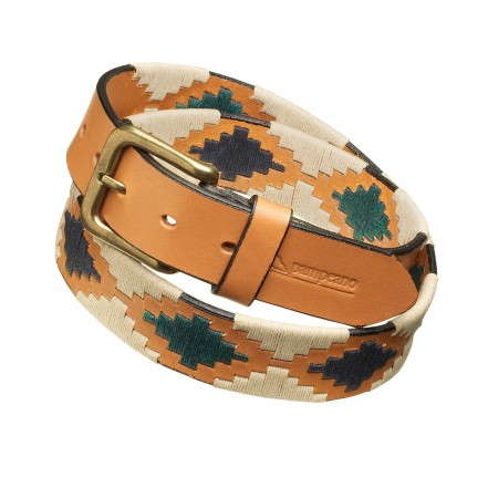 Pampeano Estancia Polo Belt