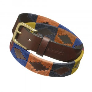 Pampeano Moreno Polo Belt
