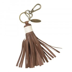 Pampeano Borla Tassel Key Ring