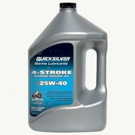 Quicksilver 25W40 Inboard Engine Oil