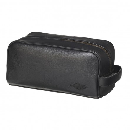 Pampeano Hombre Leather Washbag