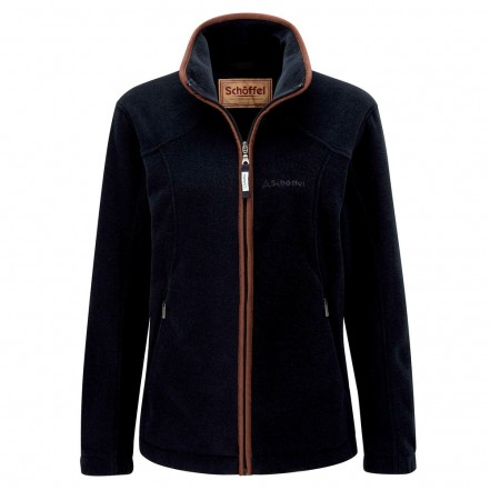 Schoffel Burley Full Zip Fleece