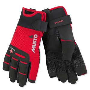 Musto Perf Short Finger Glove