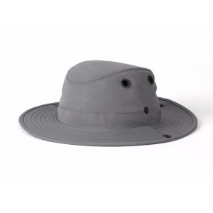 Tilley Endurables Paddler Hat in Grey