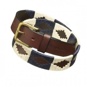 Pampeano Jugadoro Polo Belt