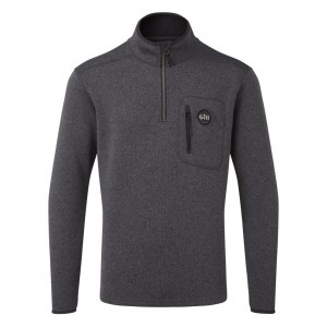Gill Mens Knit Fleece