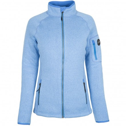 Gill Womens Knit Fleece Jacket