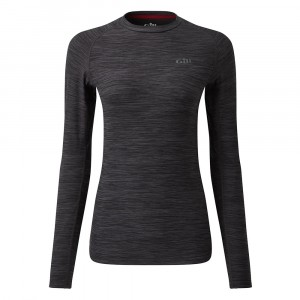 Gill Womens Long Sleeve Crew Neck