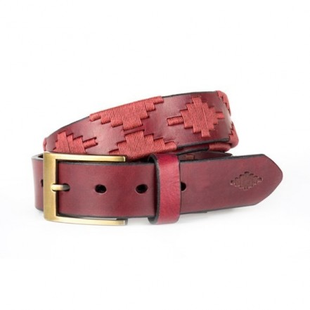 Pampeano Vino Polo Belt