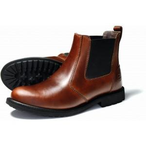 Holebrook Mens Brecon Chelsea Boots