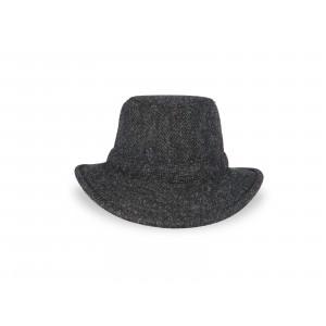 Tilley Endurables Classic Winter Hat in Harris Tweed