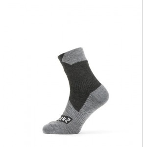 Sealskinz All Weather Ankle Sock Grey