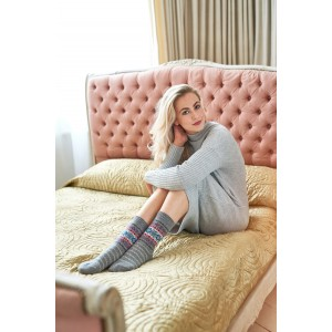 Pantherella Betty Cashmere Socks