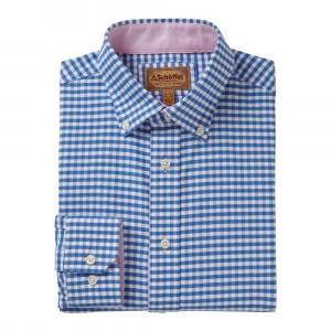 Schoffel Soft Oxford Shirt