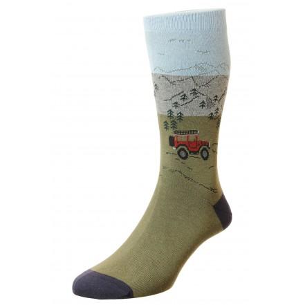 Pantherella Scafell Socks