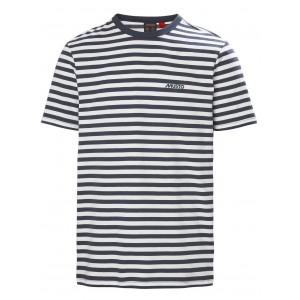 Musto Loire Stripe Short Sleeve T-Shirt