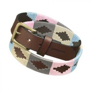 Pampeano Ladies Polo Belt Helado