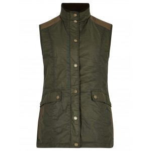Dubarry Pembroke Waxed Gilet