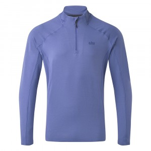 Gill Heybrook Zip Top Mens Ocean