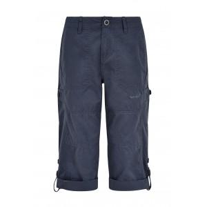 Weird Fish Salena Organic Cotton 3/4 Length Trousers