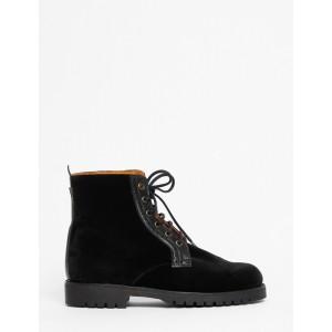 Penelope Chilvers Rodriguez Velvet Boot