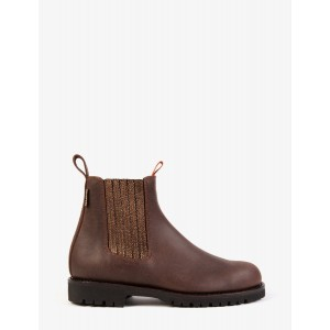 Penelope Chilvers Oscar Leather Boot Bitter Chocolate EU 37